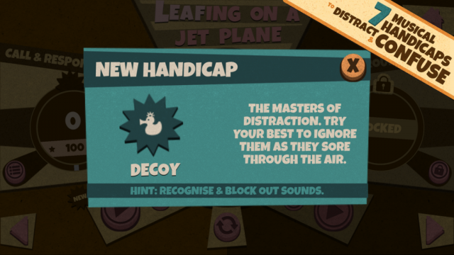 Screenshot for the game 'Finger Band'